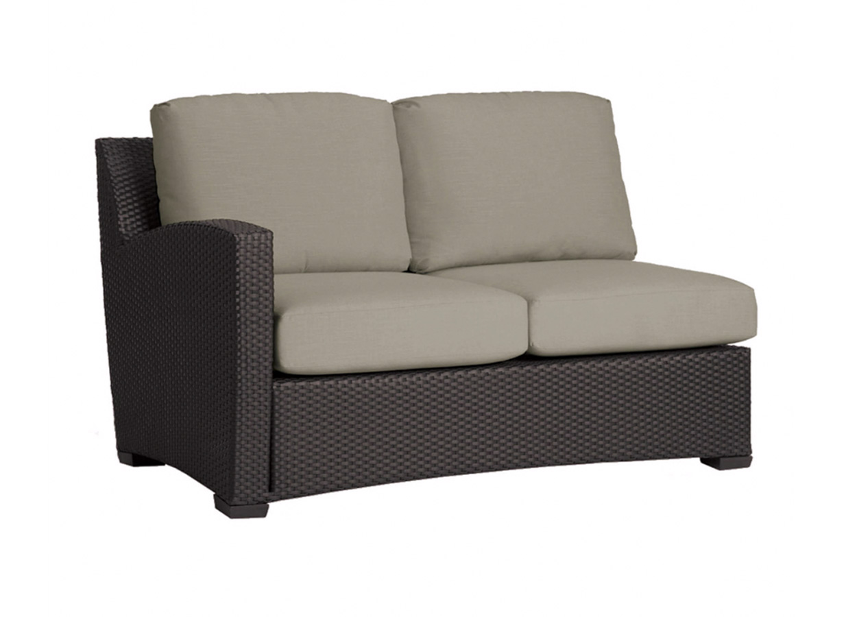 Fusion Sectional Left Arm Loveseat