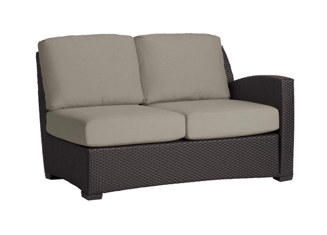 Fusion Sectional Right Arm Loveseat