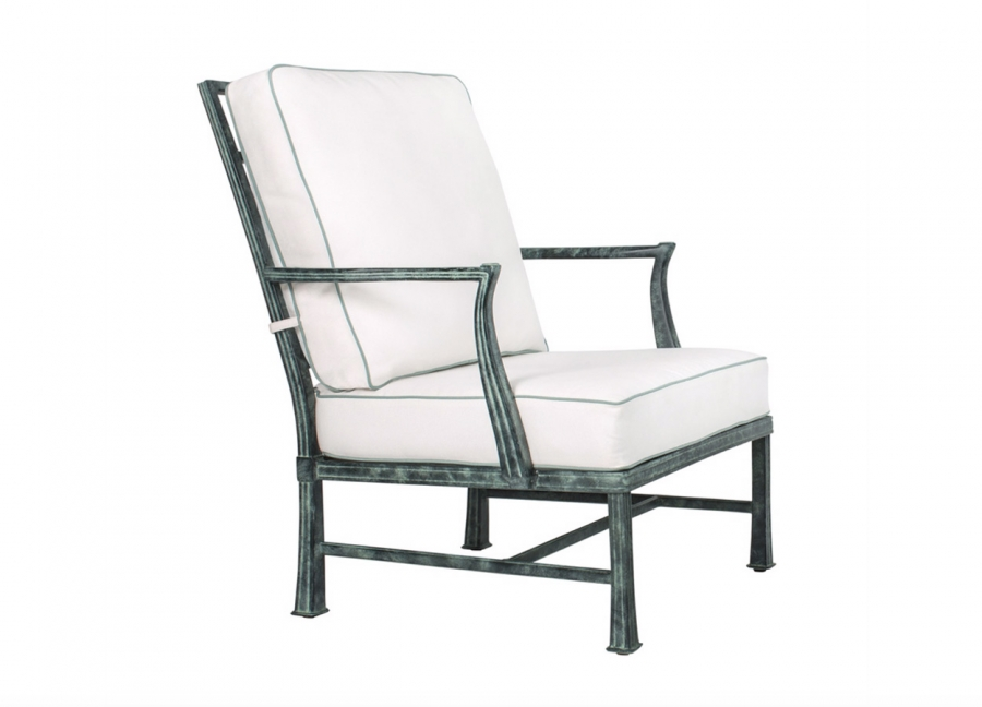 Harewood Lounge Chair with Cushion