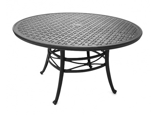 "48"" Aluminum Round Table"