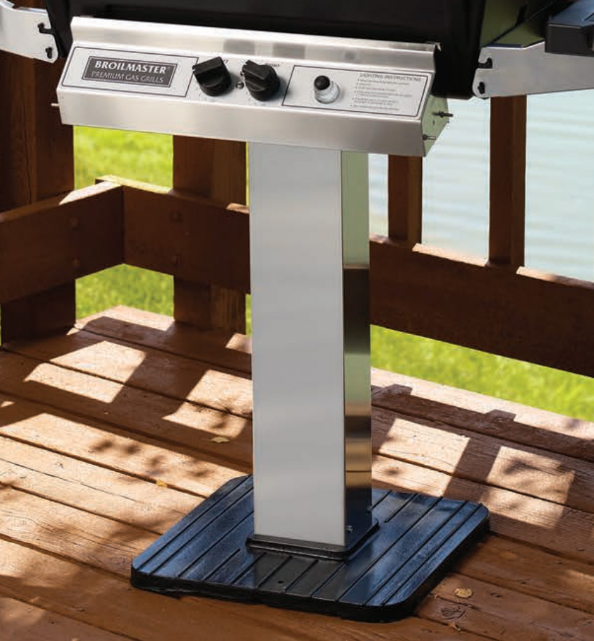 Broilmaster Grill Patio Post Base Jopa Outdoor Furniture