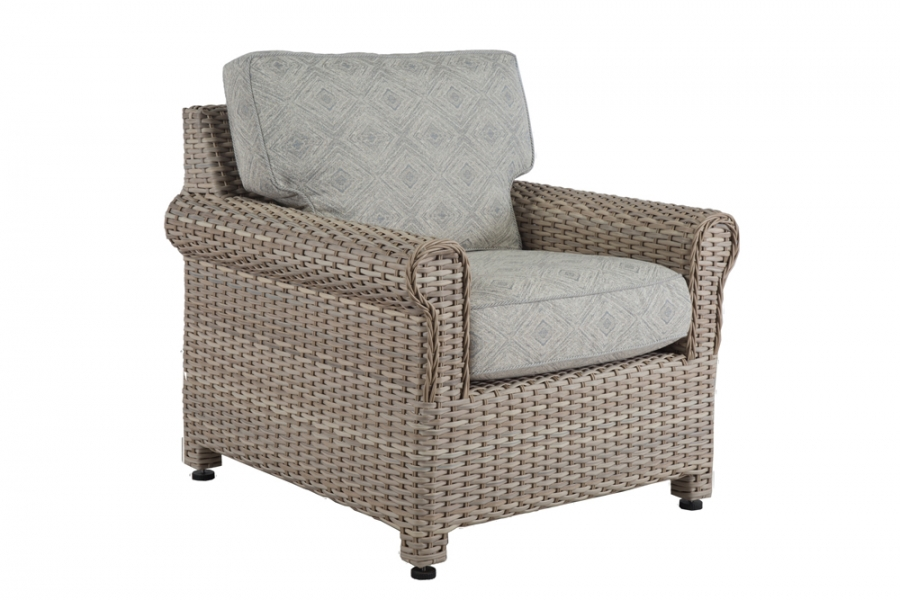 Sanibel Lounge Chair with Cushion