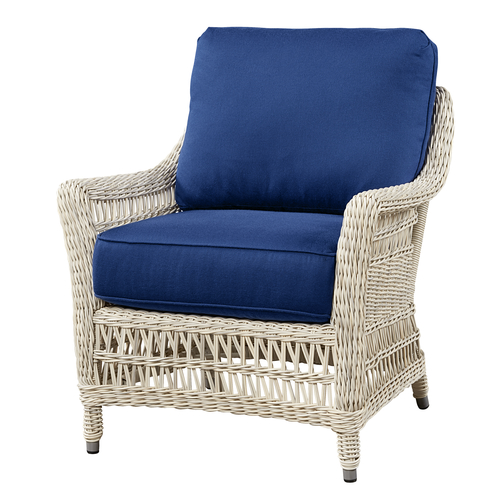 Paddock Lounge Chair with Cushions