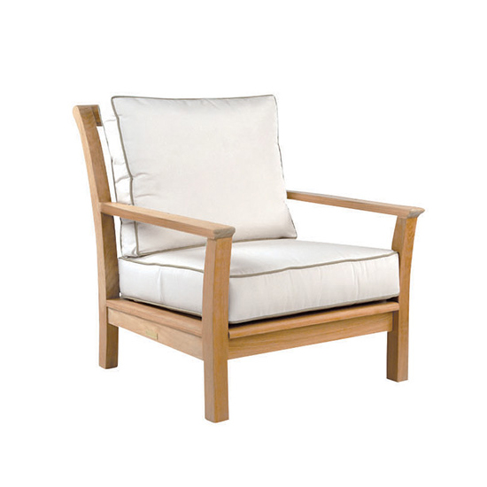 Chelsea Lounge Chair with Cushion (grade A-D)