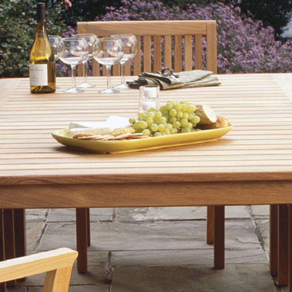 CHELSEA DINING - OUTDOOR FURNITURE BLOG
