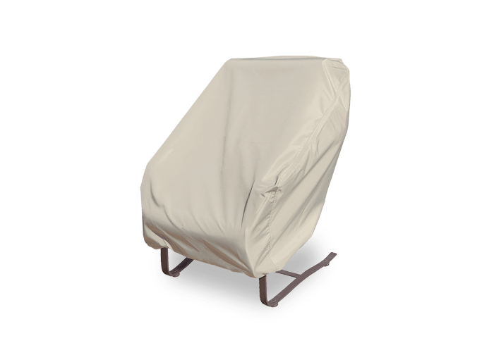 Deep Seated Large Lounge Chair or Rocker