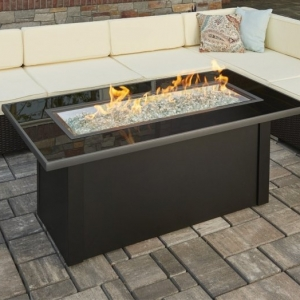 Contemporary Lines Fire Tabele