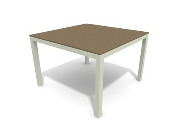 "44"" Square Balcony Table"
