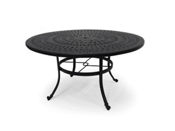 """54"""" Round Traditional Cast Top Table"""