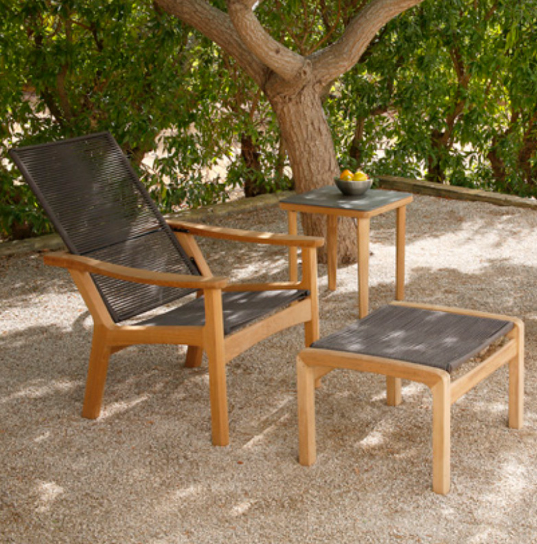 Monterey Lounge Chair and Ottoman