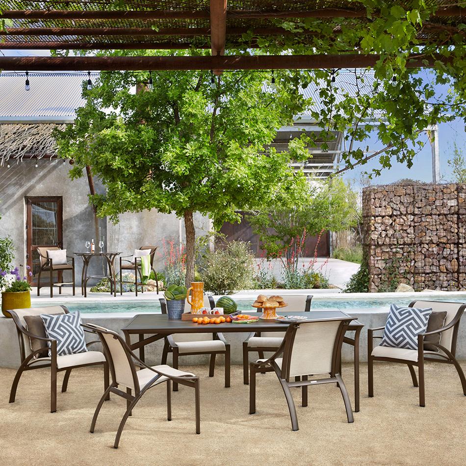 Outdoor Dining Pasadena