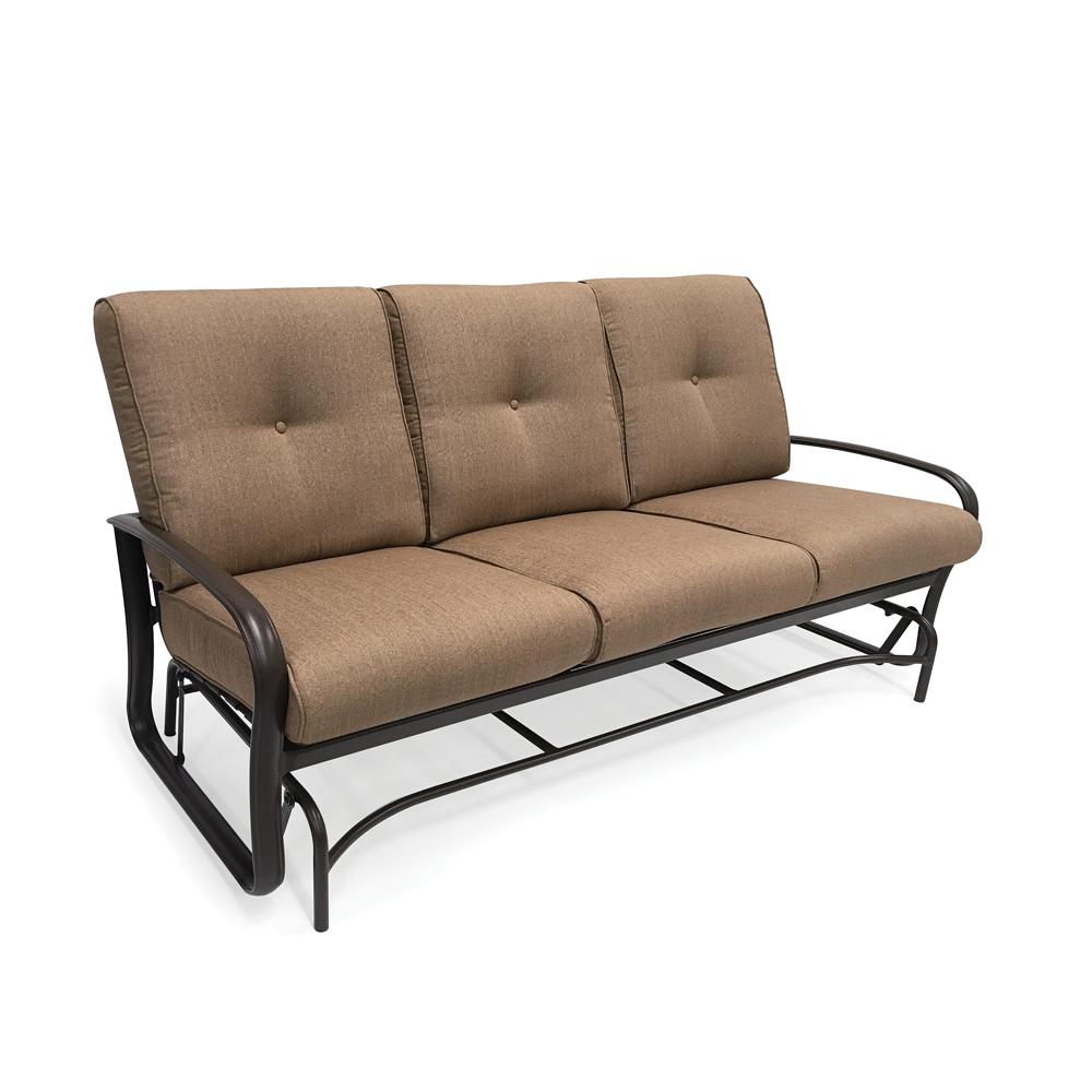 Savoy sofa glider
