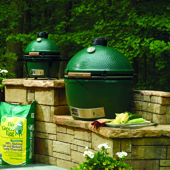 The Big Green Egg XL from JOPA in Richmond, VA