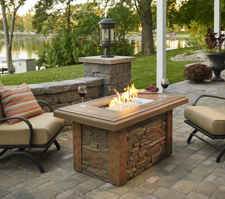 BBQ fire pit image - JoPa Outdoor Furniture Blog