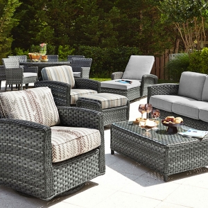 Lorca Seating Outdoor Furniture