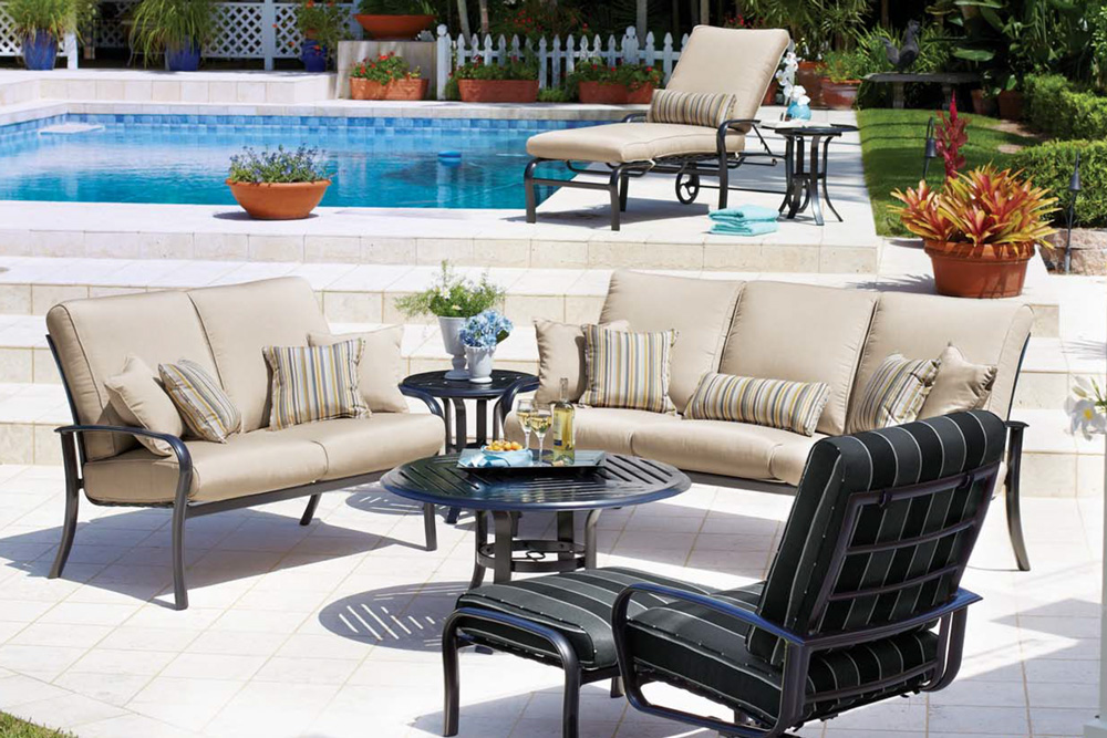 Savoy Deep Seating Set