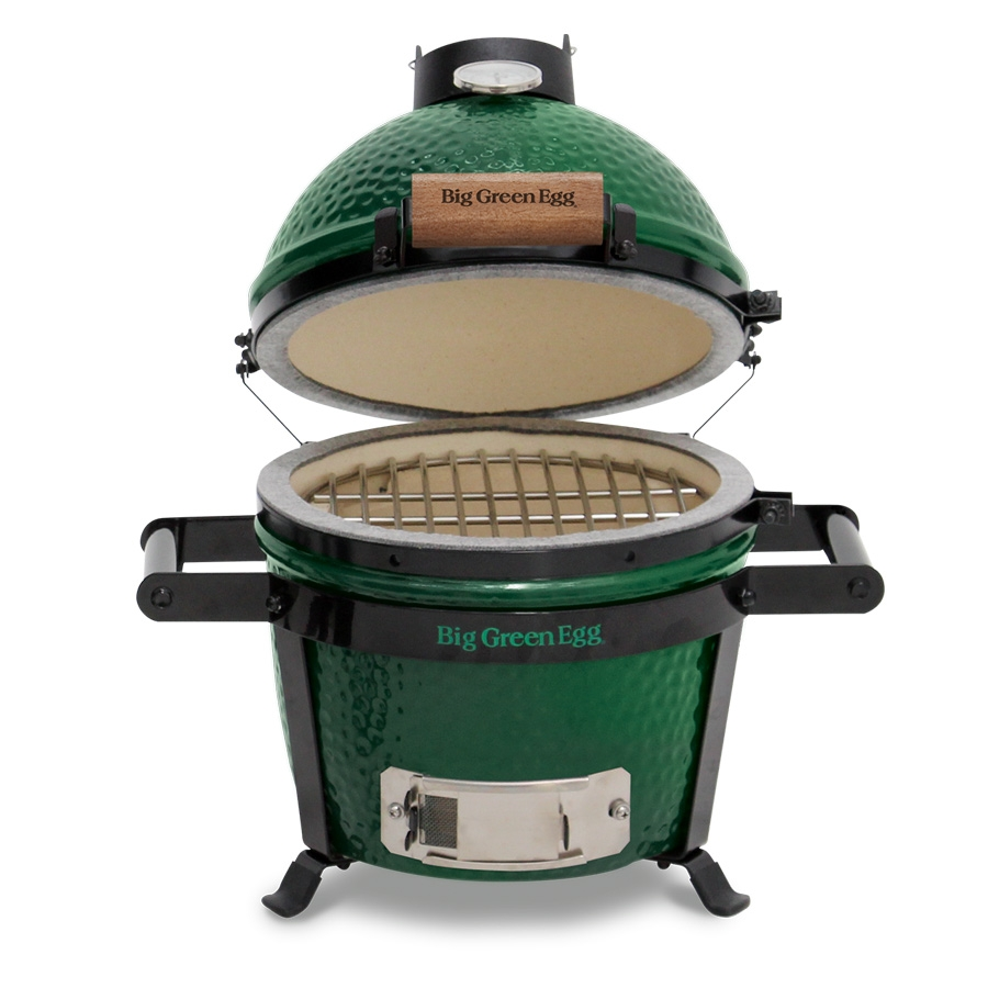 BIG GREEN EGG MINI MAX WITH STAND FROM JOPA IN RICHMOND VA